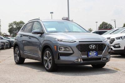 2018 Hyundai KONA Limited (Sonic Silver)