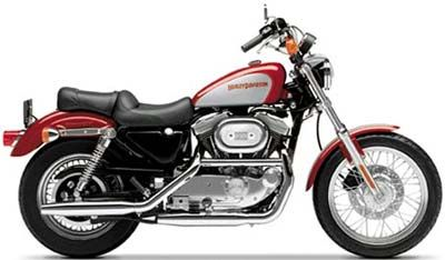 2000 Harley-Davidson XLH Sportster 1200 Sport Motorcycles Milford, NH