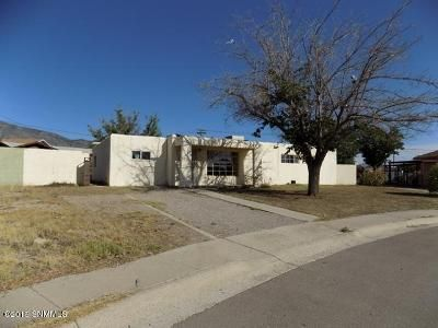 3 Bed 2 Bath Foreclosure Property in Alamogordo, NM 88310 - Monte Vista Corte
