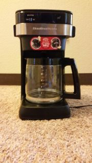 HB 12CUP COFFEE MAKER
