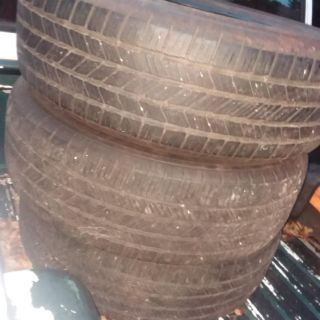 NEW Goodyear tires 4pc set