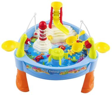 Fishing Swirling Water Pond Table Game