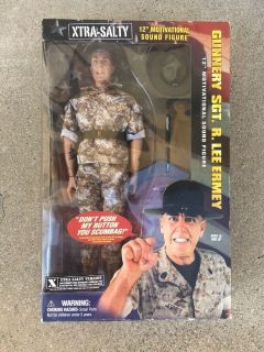 FULL METAL JACKET COLLECTIBLE xxtra salty edition
