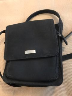 Black Nine West Crossbody Purse