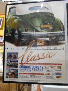 Poster, VW Classic Original