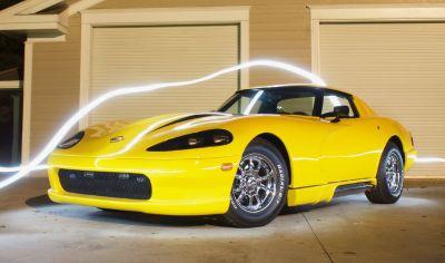 """1976 Corvette """"Saber"""" Show Car"""
