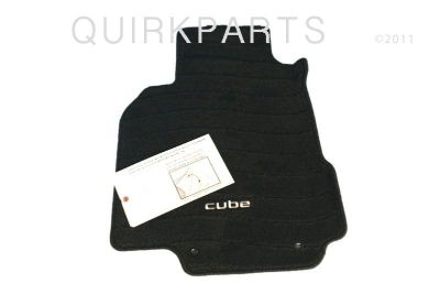 Purchase 2009-2011 Nissan Cube Carpeted Floor Mats Set of 3 GENUINE OE motorcycle in Braintree, Massachusetts, US, for US $105.00