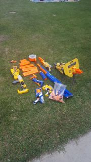 Nerf (Garage Sale July 5th and 6th)