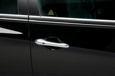 Sell Putco Door Handle Trim ABS Plastic Chrome Fits Hyundai Set of 4 motorcycle in Tallmadge, Ohio, US, for US $36.92
