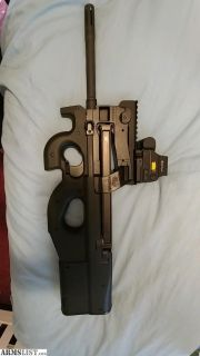 For Sale: 5.7 x 28 rifle