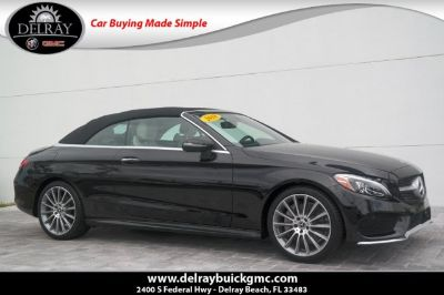 2018 Mercedes-Benz C-Class C 300 (Obsidian Black Metallic)