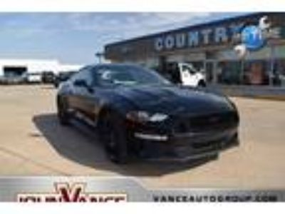 New 2018 Ford Mustang Fastback in Miami, OK