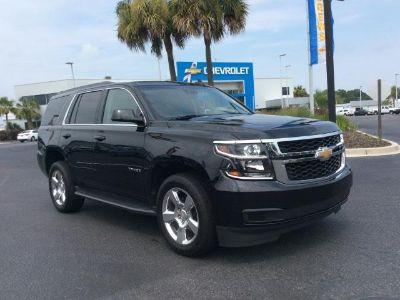 2017 Chevrolet Tahoe LT (BLACK)