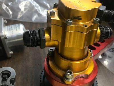 waterman pump and regulator