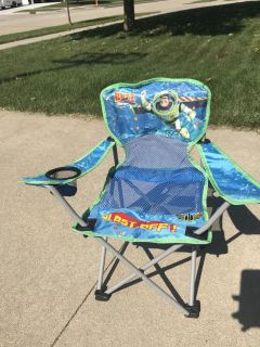 Toy story kids folding chair