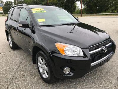 2011 Toyota RAV4 Limited (Black)