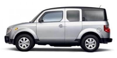 2008 Honda Element EX-P (Gray)