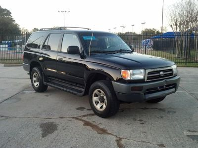 $5,488, 1 Owner 1998 Toyota 4Runner SUV  Clean  Maintained  New Tires  Warranty  AutoCheck