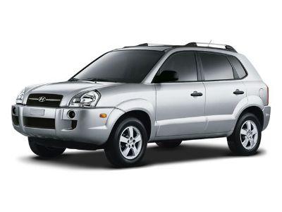 2008 Hyundai Tucson GLS (ALPINE FROST)