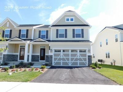 New Construction 4-Bedroom 2-Story Carriage House for Rent - 323 Quarry Point Road