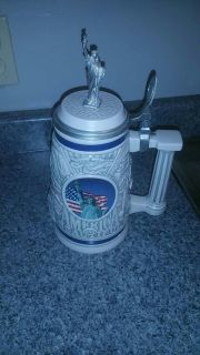 America The Beautiful collectors Stein, 2002, #21655