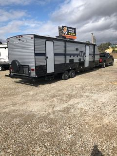 2019 Forest River Cherokee Grey Wolf CKT26DBH-OR