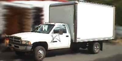 2001 Dodge Ram BR3500 (Bright White Clearcoat)
