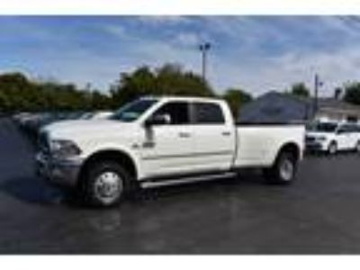 New 2018 RAM 3500 Longhorn Crew Cab LWB 4WD DRW in Mt. Sterling, OH