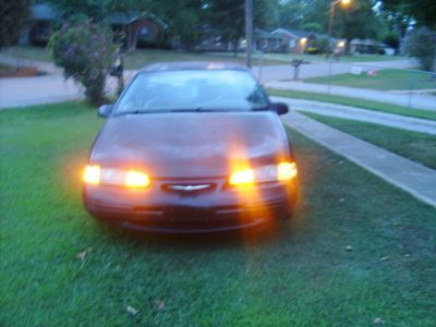 good running 1997 ford thunderbird 4.6 engine cold ac Great Price