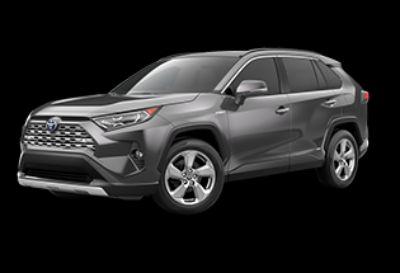 2019 Toyota RAV4 Hybrid Limited (Magnetic Gray Metallic)