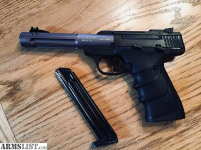 For Sale: Buck Mark URX Tactical Solutions