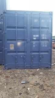 Storage Sheds- cargo containers