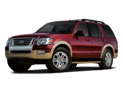 2010 Ford Explorer XLT (Brilliant Silver Metallic)