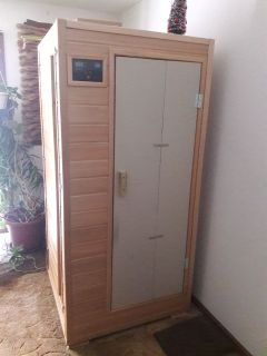 Used Infrared Home Sauna (Good Condition)
