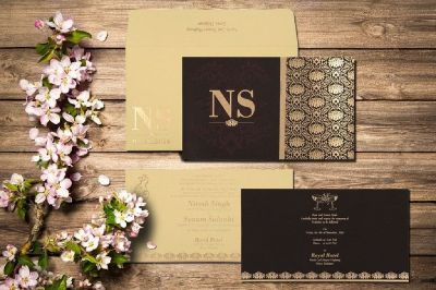 Buy Designer & Inexpensive Wedding Invitations at A2zWeddingCards