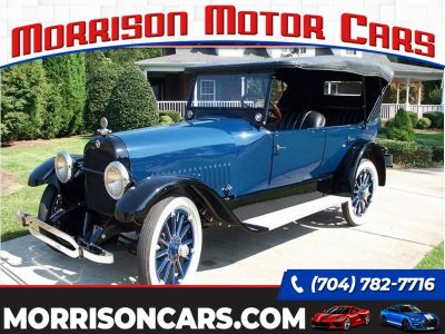 1922 Ford Edge Limited (BLUE AND BLACK)