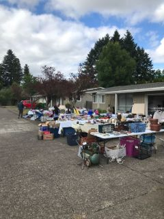 Huge Multi-family yard sale 2903 18th Ave Forest Grove