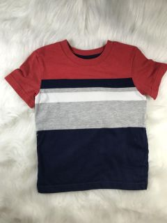 4TH OF JULY GEAR! Cat & Jack Red, White & Blue Tee