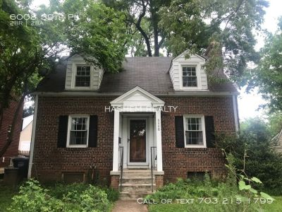Charming 3 Bedroom 2 Bath Cape Cod w/ Traditional Design