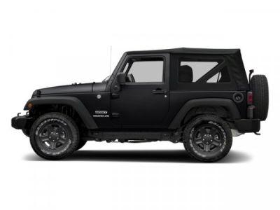 2018 Jeep Wrangler Sport (Black Clearcoat)