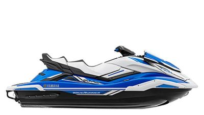 2019 Yamaha FX Cruiser SVHO PWC 3 Seater South Haven, MI