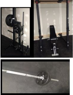 Premium Rogue Weights and Equipment