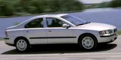 2004 Volvo S60 2.4 (Silver)