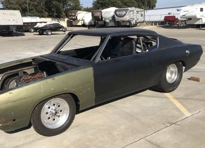 1968 Barracuda for Sale