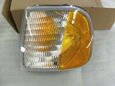 Buy Ford F150 Expediton Parking Marker Turn Signal Lamp Lens New OEM F75Z 13201 AC motorcycle in Duluth, Georgia, US, for US $34.99