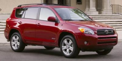 2007 Toyota RAV4 Base (Green)