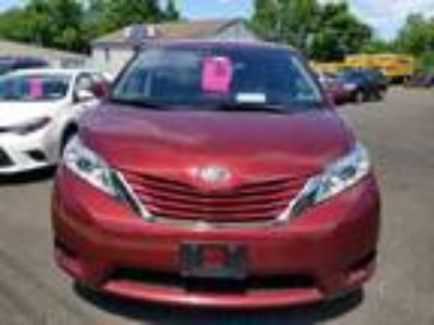 Used 2016 TOYOTA SIENNA For Sale