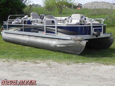 2014 TMC Paragon 22 Pontoons Boats Edgerton, WI