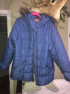 {PPU-White house} COLUMBIA Thermal cool sz 2x like new coat. Price is firm**