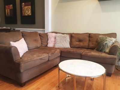 Sectional Sofa with Chaises